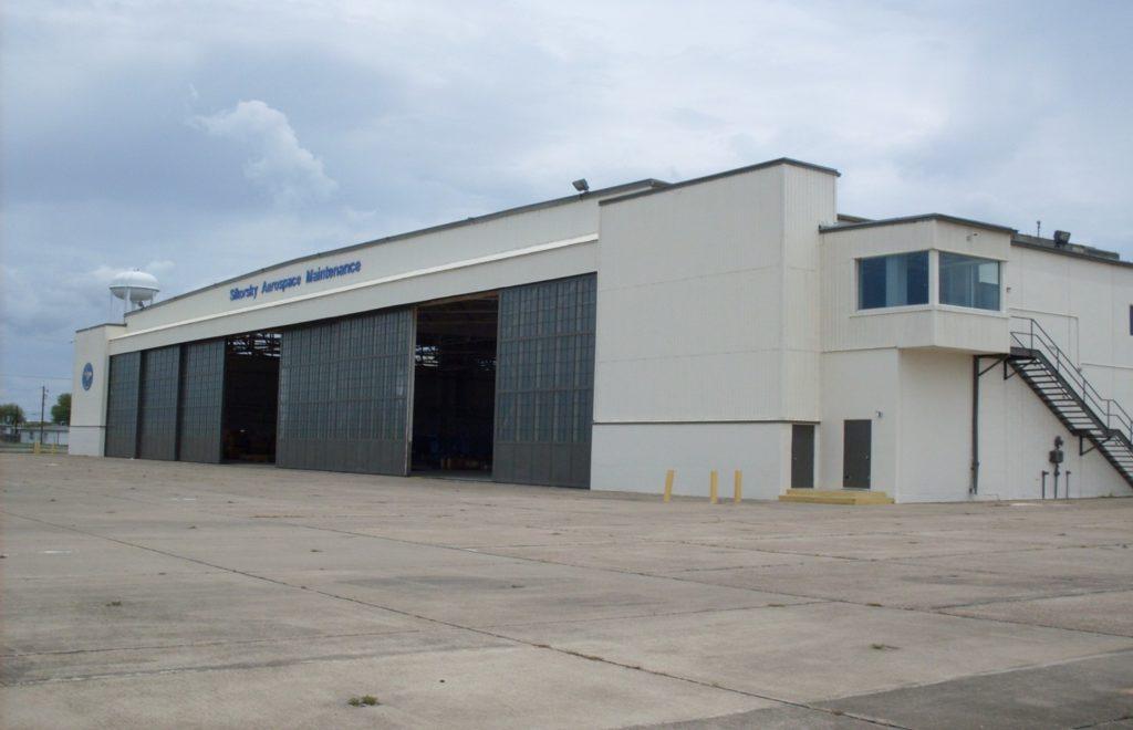VT-24 Exterior Hangar