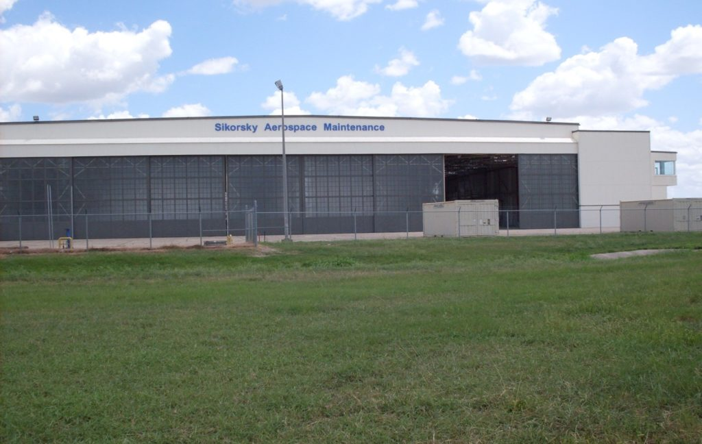 VT-25 Hangar